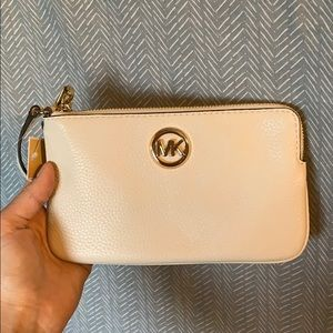 Never used Michael Kors Wrislet FULTON